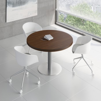Status Small Table X120, Chestnut