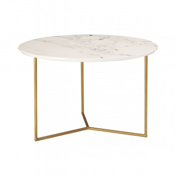 Glacier Accent Table