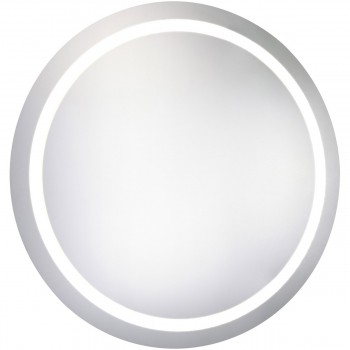"Nova MRE-6005 Round LED Mirror, 30"" x 30"""