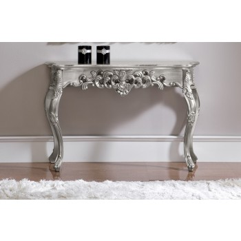 K-58 Console Table, Silver