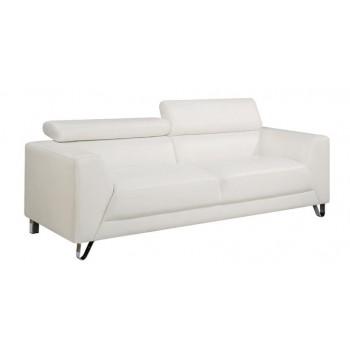 U8210 Sofa, White by Global Furniture USA