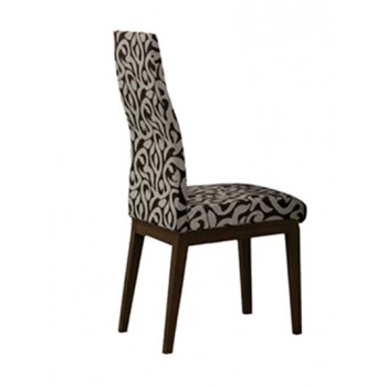 Ada Dining Chair, Wenge Lacquered