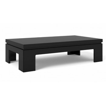 Bridge 2.0 Coffee Table, Black Gloss