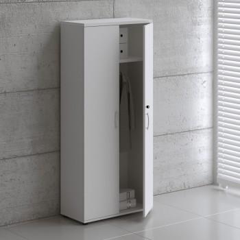Basic K5204 Wardrobe, White
