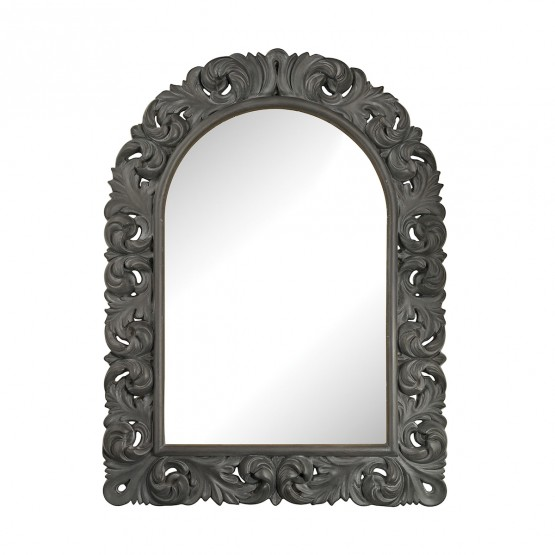 Arched Scroll Mirror photo