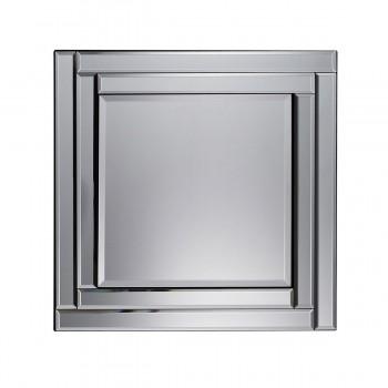 Easton Mirror In Silver