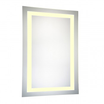 "Nova MRE-6014 Rectangle LED Mirror, 24"" x 40"""