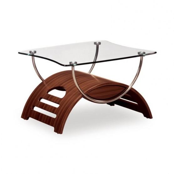 T63WE End Table, Mahogany photo