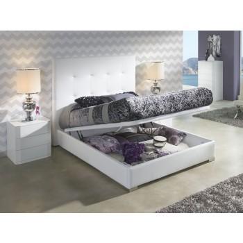 638 Patrisia Euro Queen Size Storage Bed