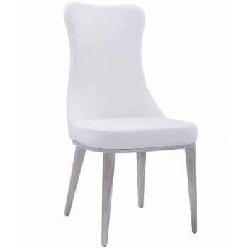 6138 Dining Chair,White