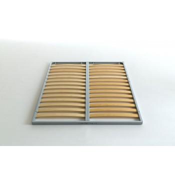 Queen Size Wooden Slats Frame