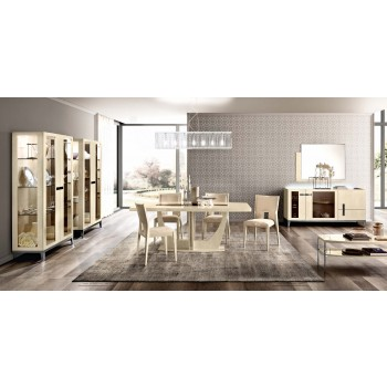 Ambra Dining Room Set w/Mini Dining Table