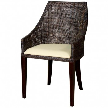 Adriana Chair, Sky Black by NPD (New Pacific Direct)