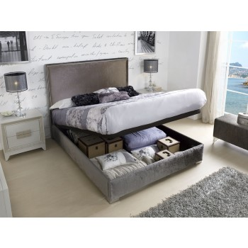 884 Agatha Euro Full Size Storage Bed
