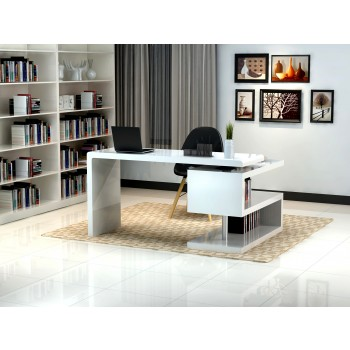 A33 Office Desk by J&M Furniture