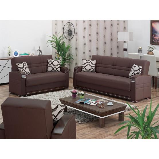 Alpine 3-Piece Living Room Set photo