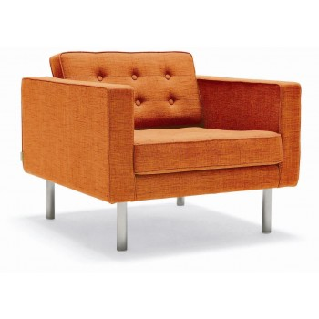Bulgaria Armchair, Orange