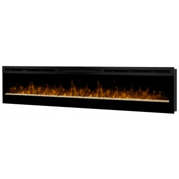 "Galveston Wall-mount, 74"", Matte Black Finish"