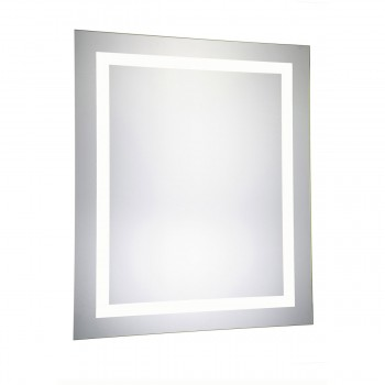 "Nova MRE-6031 Rectangle LED Mirror, 40"" x 32"""