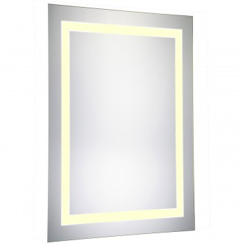 "Nova MRE-6012 Rectangle LED Mirror, 20"" x 40"""
