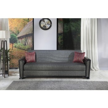 Alfa Sofabed, Redeyef Fume by Sunset International Trade