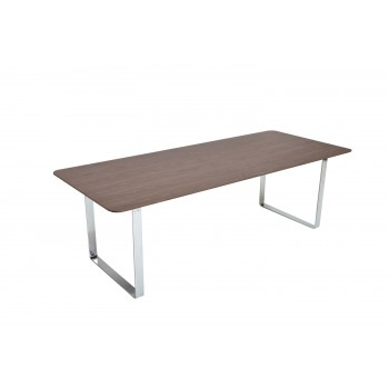 Anne Large Dining Table, Walnut by SohoConcept Furniture