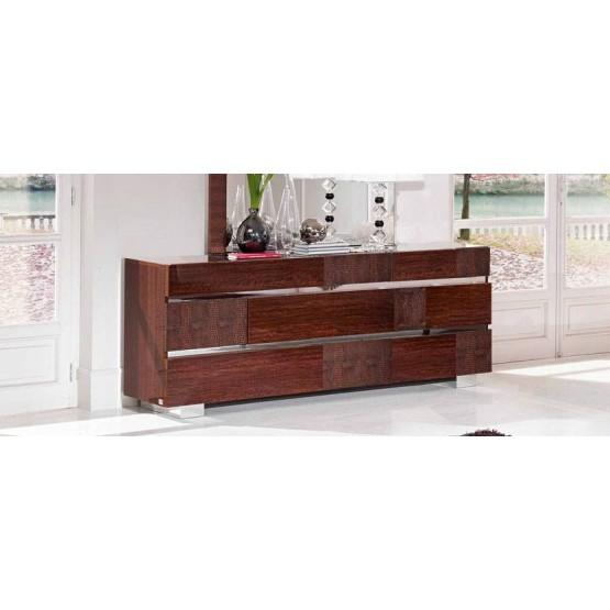 Status Caprice Dresser, Walnut photo