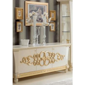 Gocce Di Luce 3-Door Sideboard