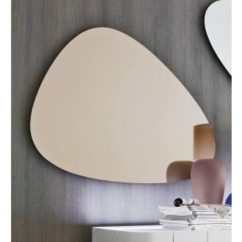 Stone Medium Bronzed Mirror