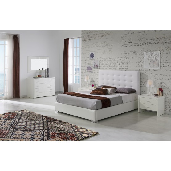 620 Eva 3-Piece Euro King Size Bedroom Set photo