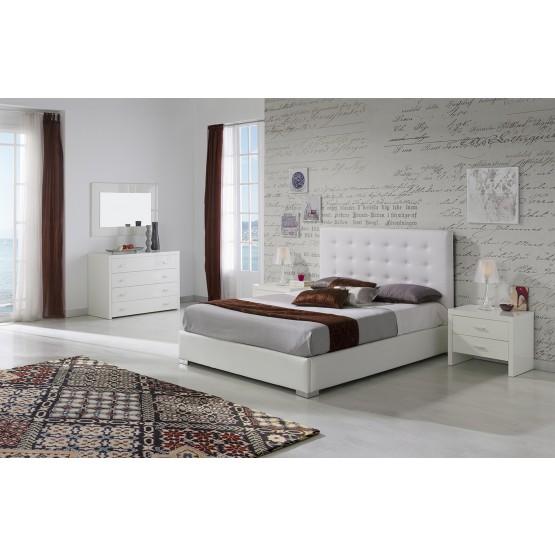 620 Eva 3-Piece Euro Queen Size Bedroom Set photo