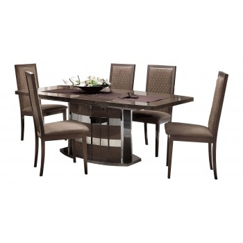 Platinum Dining Table with Extension