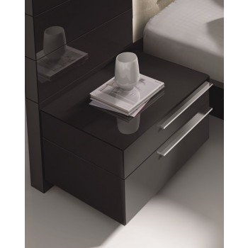 Beja Night Stand, Left Facing by J&M Furniture