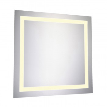 "Nova MRE-6020 Square LED Mirror, 28"" x 28"""