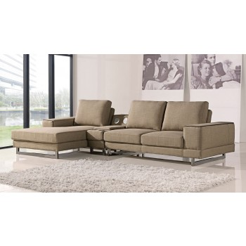 Adele Sectional Sofa, Left Arm Chaise Facing