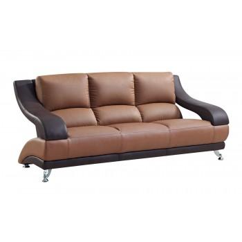 U982 Sofa, Brown by Global Furniture USA