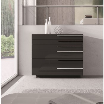 Santana 6 Drawer Chiffonier by J&M Furniture