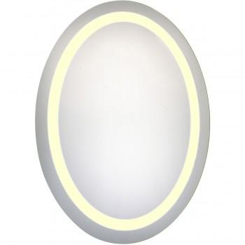 "Nova MRE-6019 Oval LED Mirror, 23"" x 30"""
