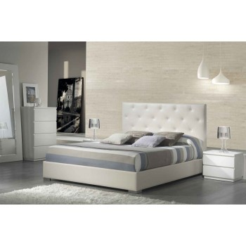 626 Ana 3-Piece Euro Queen Size Storage Bedroom Set, Composition 1