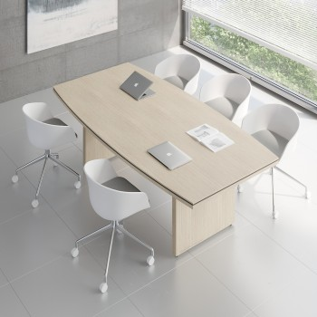 Status Conference Table X05, Canadian Oak