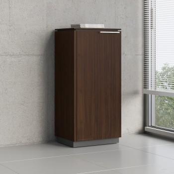 Status 1 Left Door Storage Cabinet X36, Chestnut