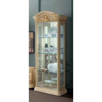 Aida 1-Door China Cabinet