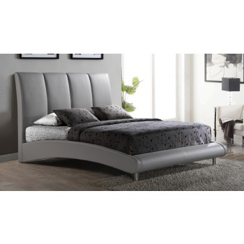 8272 King Size Bed, Grey