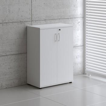 Basic K3104 2-Door Storage, White