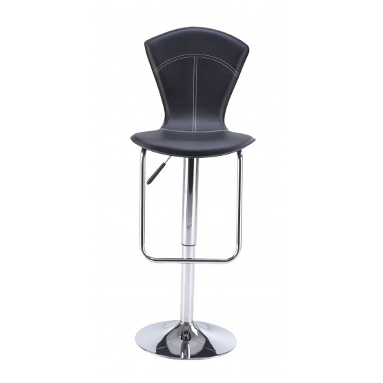 M260BS Bar Stool, Black photo