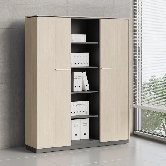 Status Storage Cabinet X5679, Canadian Oak photo