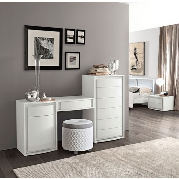 Dama Bianca Large Toilet Table