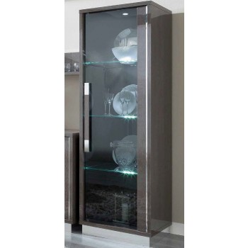 Platinum 1-Door China Cabinet