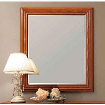 Siena Mirror, Walnut