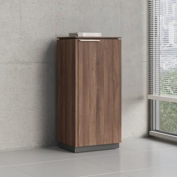Status 1 Right Door Storage Cabinet X37, Lowland Nut